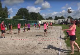 ten Broeke Beachvolleybal Sukerbietenfeest 2016